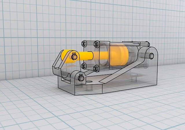 CAD mekaniikkasuunnittelu